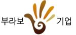 부라보기업 로고